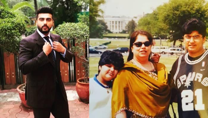 अर्जुन कपूर मां मोना शौरी के जन्मदिन पर हुए भावुक, शेयर की ये दिल छू लेने वाली तस्वीर