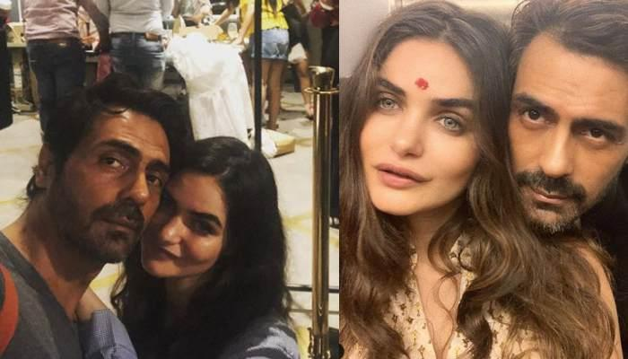 अर्जुन रामपाल ने पोस्ट की गर्लफ्रेंड की क्यूट तस्वीर, सबके सामने एक बार फिर किया अपने प्यार का इजहार