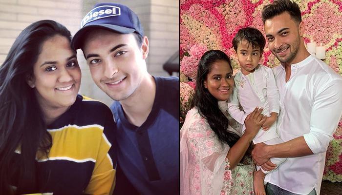 दूसरी बार माता-पिता बनें अर्पिता खान शर्मा और आयुष शर्मा, बेटी का रखा बेहद खूबसूरत नाम