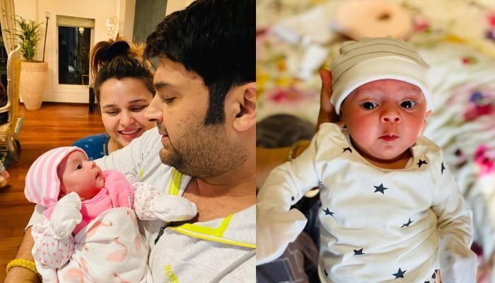 सामने आईं कपिल शर्मा की बेटी अनायरा शर्मा की अनदेखी तस्वीरें और वीडियो, सोशल मीडिया पर मचाया धमाल