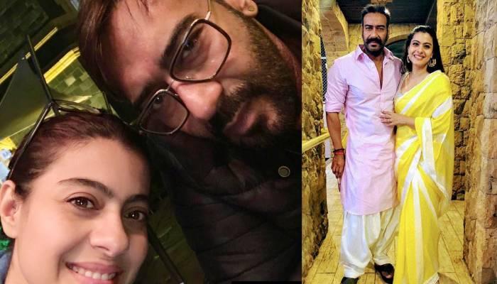 काजोल को पति अजय देवगन ने ऐसे विश किया बर्थडे, पढ़ें कपल की लव स्टोरी