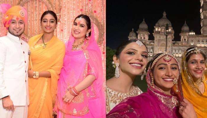 ये रिश्ता क्या कहलाता है फेम मोहिना कुमारी सिंह ने फिर ढाया कहर, पिंक लहंगे में लगी बला की खूबसूरत