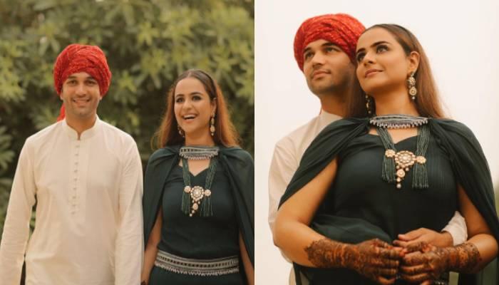 शादी के बंधन में बंधी टीवी एक्ट्रेस प्राची तेहलान, सामने आई पहली फोटो