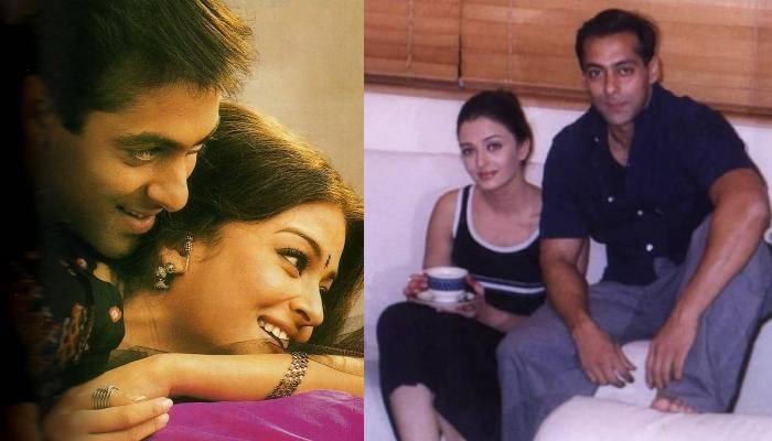 सामने आई सलमान खान व ऐश्वर्या राय बच्चन की ये अनदेखी फोटो, दोनों साथ में दे रहे हैं पोज