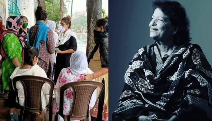 सरोज खान की ये ख्वाहिश रह गई अधूरी, बेटी सुकैना ने बताई दिल की बात