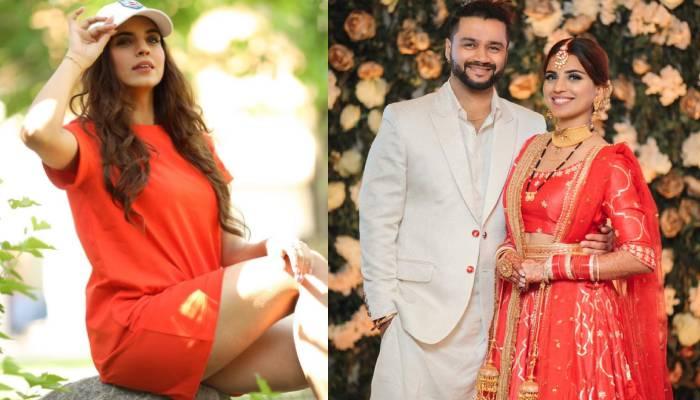 एक्टर बलराज स्याल ने सिंगर दीप्ति तुली संग चुपके से रचाई शादी, देखें दुल्हन की फोटोज