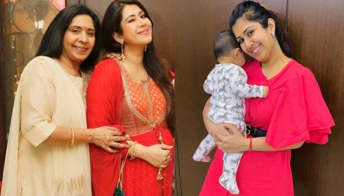 अंकिता भार्गव ने शेयर की मां संग अपनी खास तस्वीर, बोली- 'मैं अपनी मां से मिल गई...'