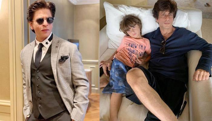 शाहरुख खान के बेटे अबराम ने बनाया उनका स्केच, देखिए कैसे सोशल मीडिया पर वायरल हुआ ये पोस्ट