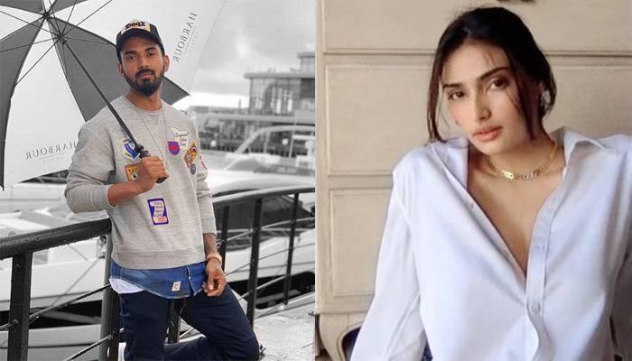 एक जैसी टी-शर्ट में नज़र आए अथिया शेट्टी और केएल राहुल, क्या ये कर रहे हैं एक-दूसरे को डेट?