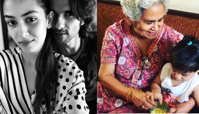 मीरा कपूर ने शेयर की अपनी दादी संग ये खास तस्वीर, बताया- दादी ने सुनाई उनके बच्चों को कहानी
