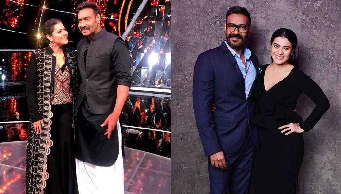 अजय देवगन ने पत्नी काजोल संग शेयर की रोमांटिक तस्वीर, फैंस बोले- आप दोनों बिल्कुल नहीं बदले