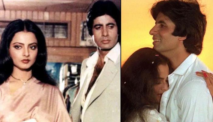 कुछ ऐसी थी अमिताभ बच्चन और रेखा की दुखभरी प्रेम कहानी, लव स्टोरी पर रेखा ने बताई थी सच्चाई