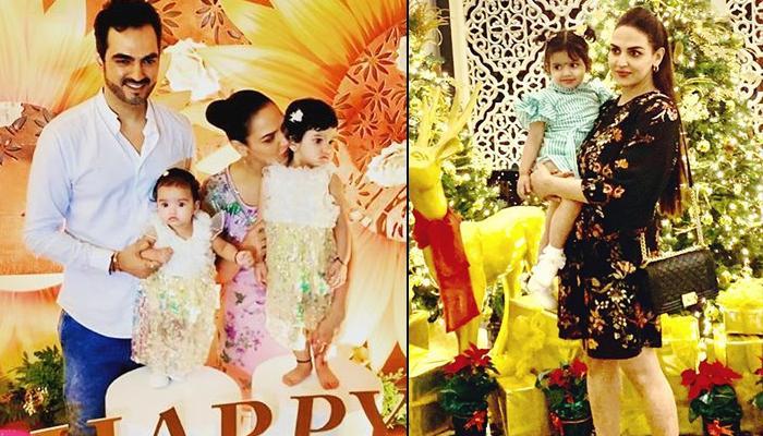 ईशा देओल ने दोनों बेटियों संग ऐसे सेलिब्रेट किया क्रिसमस, देती नजर आईं परफेक्ट फैमिली गोल्स