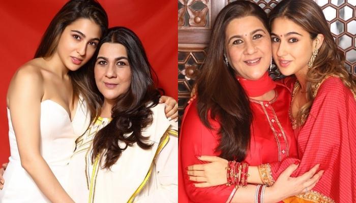 सारा अली खान ने शेयर की मम्मी अमृता सिंह के साथ बेहद खूबसूरत तस्वीर, मां को लिखा दिल छू लेने वाला