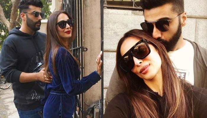 मलाइका अरोड़ा ने खुलेआम किया अर्जुन कपूर से अपने प्यार का इजहार, शेयर की किस करते हुए फोटो