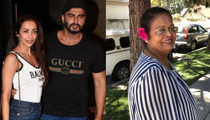 मलाइका अरोड़ा ने बॉयफ्रेंड अर्जुन कपूर संग मनाया अपनी मां का जन्मदिन, कुछ इस अंदाज में आईं नजर