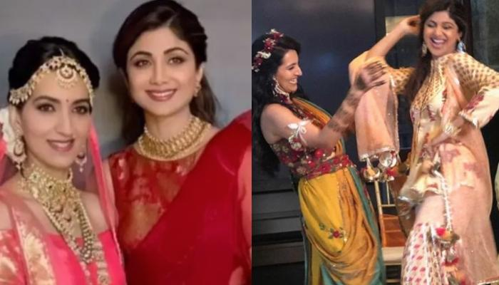 शिल्पा शेट्टी को 'ननद रानी' रीना कुंद्रा ने विश किया बर्थडे, भाभी के लिए लिखा खास मैसेज