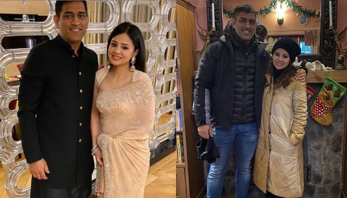 महेंद्र सिंह धोनी और साक्षी की ऐसी तस्वीरें, जिसे अभी तक नहीं देखा होगा आपने