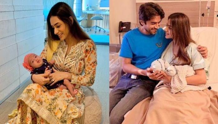 टीवी एक्ट्रेस स्मृति खन्ना ने शेयर की बेटी अनायका की क्यूट तस्वीरें, पोज देती दिखी 'नन्हीं परी'