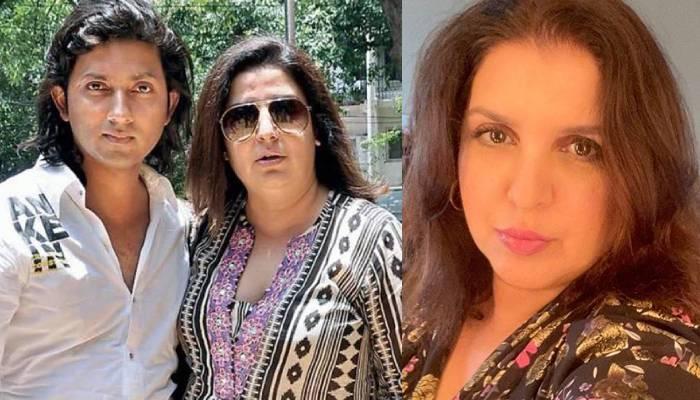 फराह खान ने 15 साल पहले की ये फोटो शेयर कर पति शिरीष कुंदर को विश किया बर्थडे