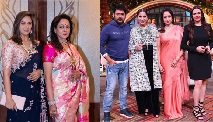 कपिल शर्मा के शो में हेमा मालिनी का खुलासा, ईशा देओल के जन्म पर बुक कर दिया था पूरा अस्पताल