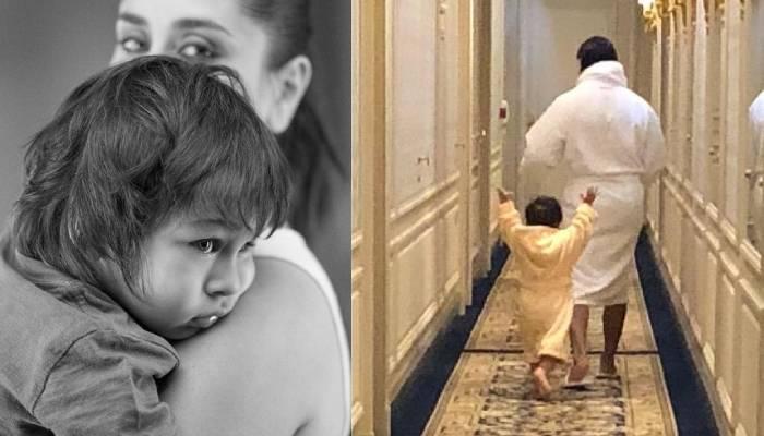 जल्द नए लुक नजर आएंगे तैमूर, पापा सैफ अली खान ने काट दिए बाल, यहां देखें हेयरकट की तस्वीर