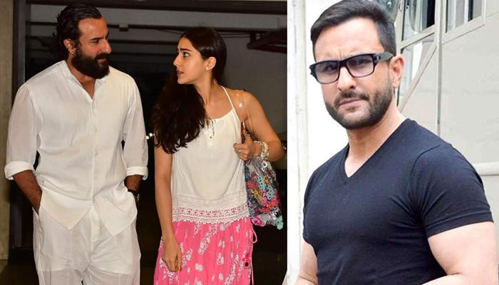 बेटी सारा अली खान की फिल्म 'लव आज कल' फ्लॉप होने पर सैफ अली खान ने कुछ ऐसे दिया रिएक्शन
