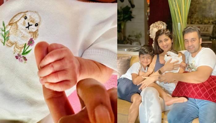 बेटी समीशा के साथ खेलती दिखीं एक्ट्रेस शिल्पा शेट्टी, वीडियो शेयर कर बताई ये खास बात