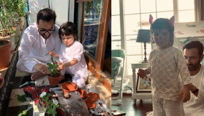 तैमूर अली खान ने किया कुछ ऐसा जिसे 'बेबो' नहीं करना चाहती शेयर, सैफ अली खान ने किया खुलासा
