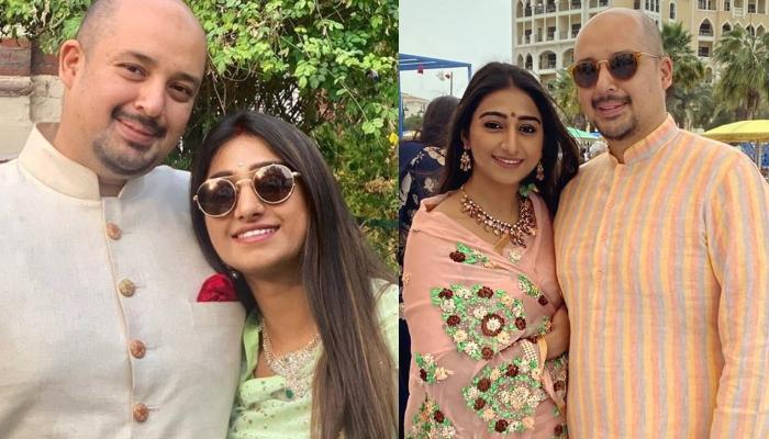 मोहिना कुमारी सिंह ने पति संग शेयर की खूबसूरत तस्वीर, जमकर बिताया क्वालिटी टाइम